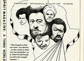 York College and the Jamaica, Queens Community