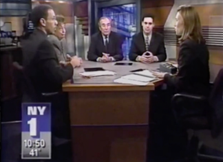 CUNY v. City Hall:  Media Perspectives in the 1990s