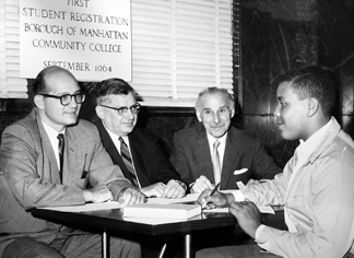 1961-1969 The Creation of CUNY - Open Admissions Struggle
